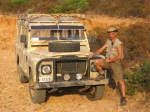Land Rover 109 tropicale